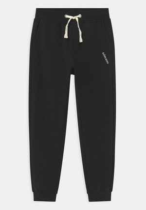 SPORT UNISEX - Tracksuit bottoms - black beauty