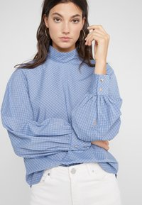 Won Hundred - MEREDITH - Bluse - classic blue check - 3