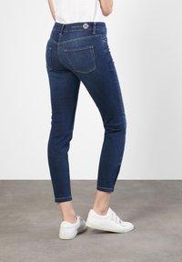 MAC Jeans - Slim fit jeans - dark used - 1