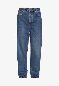 Topshop - ZED MOM - Relaxed fit -farkut - blue denim - 3
