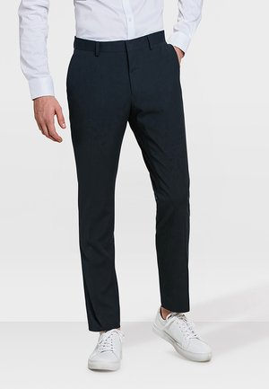 DALI - Suit trousers - dark blue