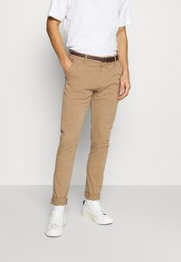 Petrol Industries - Chinos - dark tobacco - 0