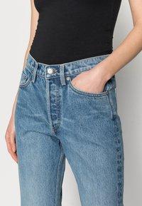 ARKET - Straight leg jeans - clean wash - 3