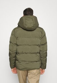 Tommy Hilfiger - HOODED STRETCH - Winter jacket - green - 2