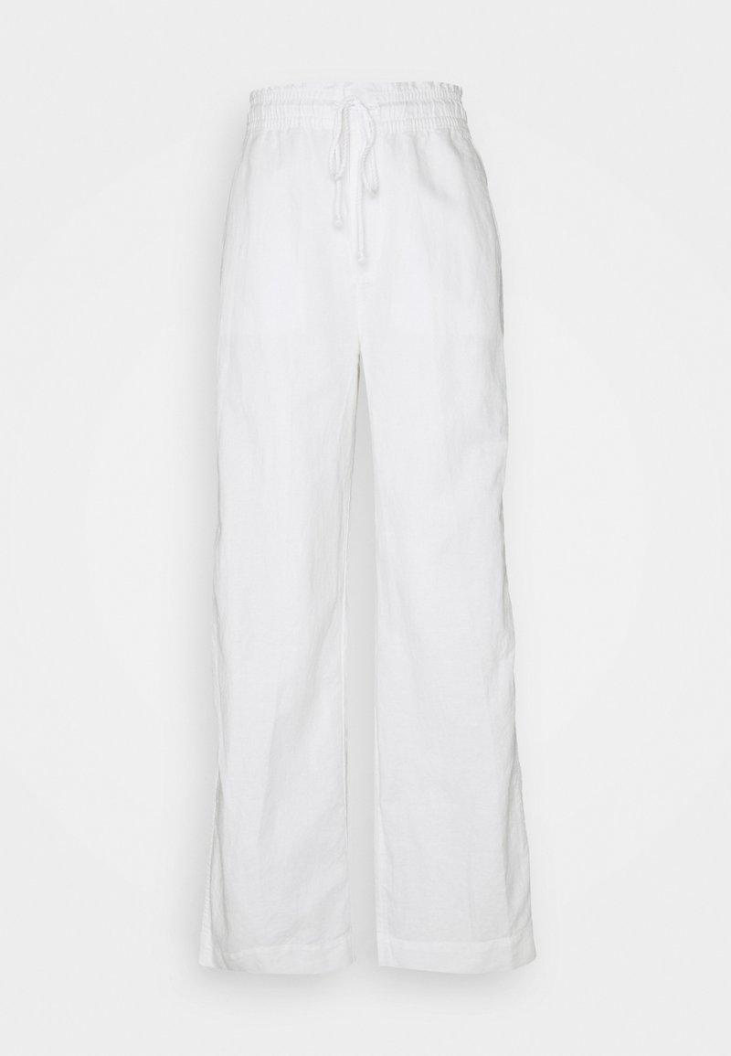 Gap Tall - WIDE LEG - Tygbyxor - new off white