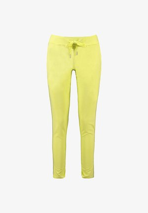 WPA - Tracksuit bottoms - limone