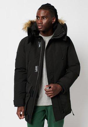 CODE EVEREST  - Winter coat - black