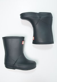 Hunter ORIGINAL - KIDS FIRST CLASSIC - Stivali di gomma - navy - 1