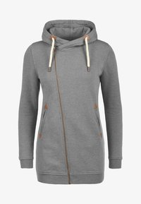 Desires - VICKY - Zip-up hoodie - grey melange