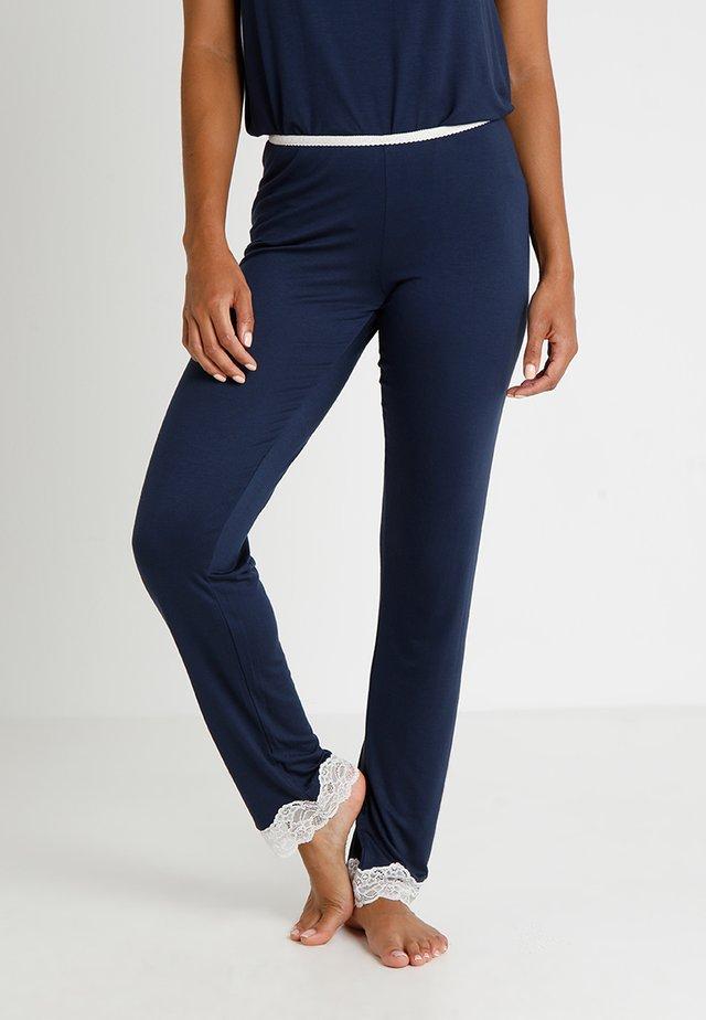TROUSERS - Spodnie od piżamy - black iris