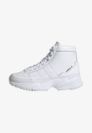 2019-11-15 KIELLOR XTRA SHOES - High-top trainers - white