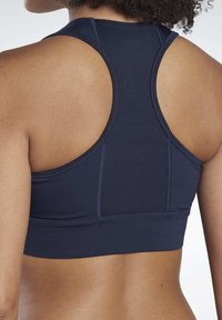 Reebok - RUNNING ESSENTIALS HIGH-IMPACT BRA - Sujetador deportivo - blue - 4