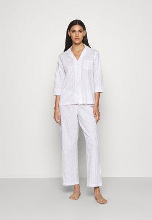LONG  - Pyjama - white
