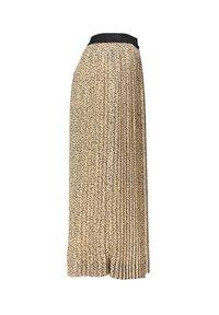 RIANI - Maxi skirt - sand - 1