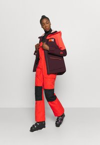 The North Face - TEAM KIT  - Schneehose - flare/tnf black - 1