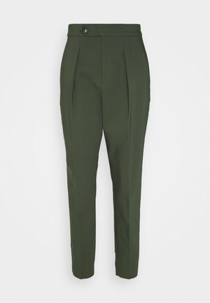 TAPERED PANT - Trousers - green olive
