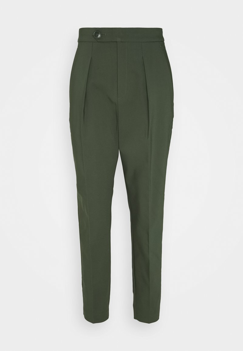 InWear - TAPERED PANT - Trousers - green olive