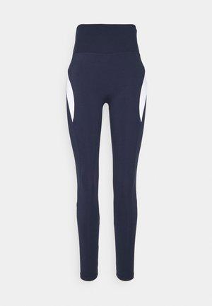 LEGGINGS - Leggings - blau