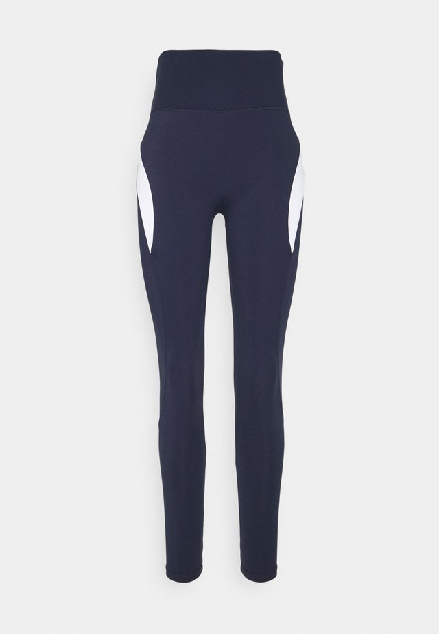 LEGGINGS - Leggings - blau