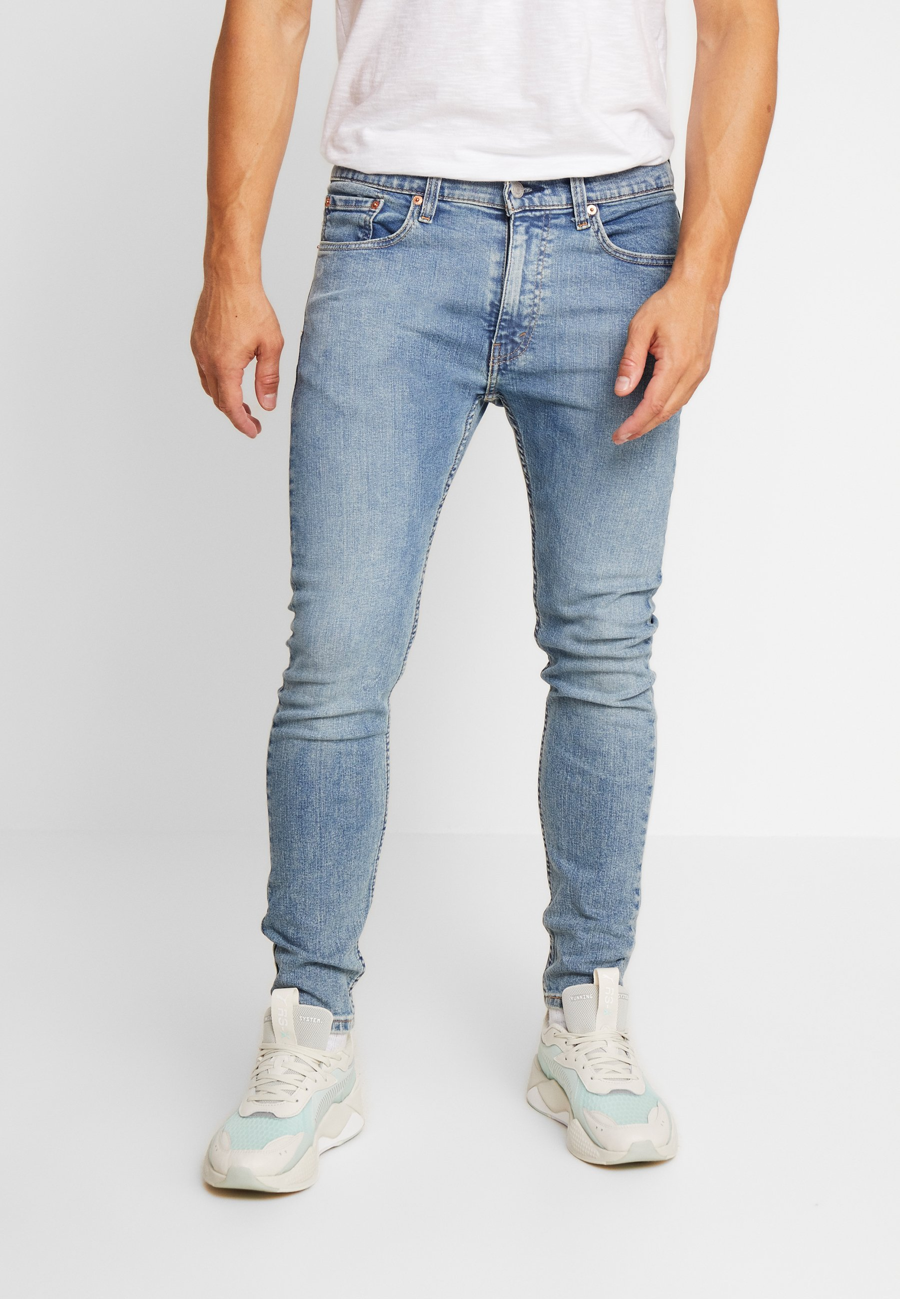 Uomo 519™ EXT SKINNY HI-BALLB - Jeans Skinny Fit