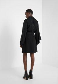 HUGO - RIMENAS - A-line skirt - black - 2