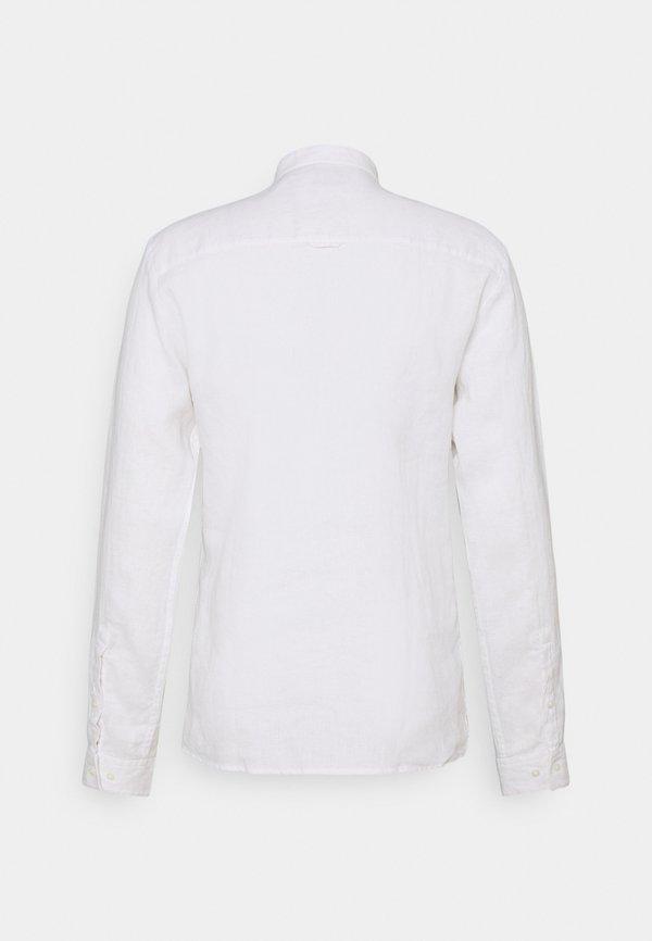 HUGO ELVORINI - Koszula - open white/biały Odzież Męska RGUU
