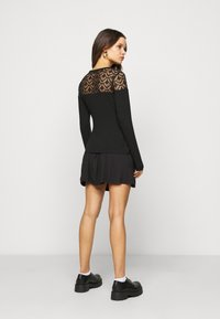 Anna Field Petite - Long sleeved top - black - 2