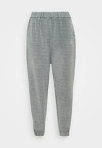 SIKSILK - BRUSHED JOGGER - Tracksuit bottoms - washed grey - 0