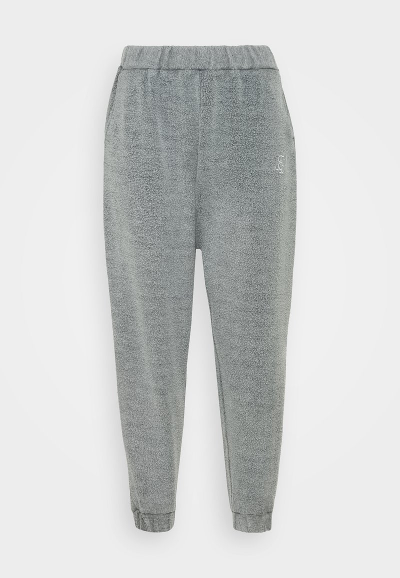 SIKSILK - BRUSHED JOGGER - Tracksuit bottoms - washed grey