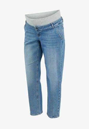 MLAUSTIN - Jeans straight leg - light blue denim
