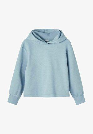 Kapuzenpullover - dusty blue