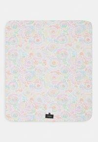 Versace - OUTDOOR BLANKET PLAIN SKETCH BAROQUE ALLOVER UNISEX - Play mat - white/rose - 1