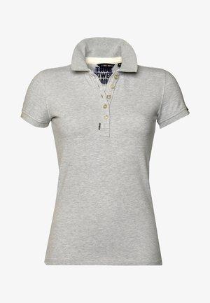 Polo shirt - light gray
