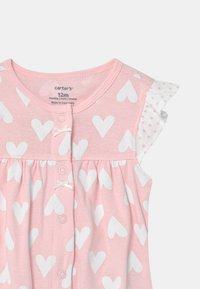 Carter's - HEART - Jumpsuit - light pink - 2
