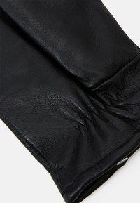 Samsøe Samsøe - KAMMI MITTEN - Gloves - black - 3