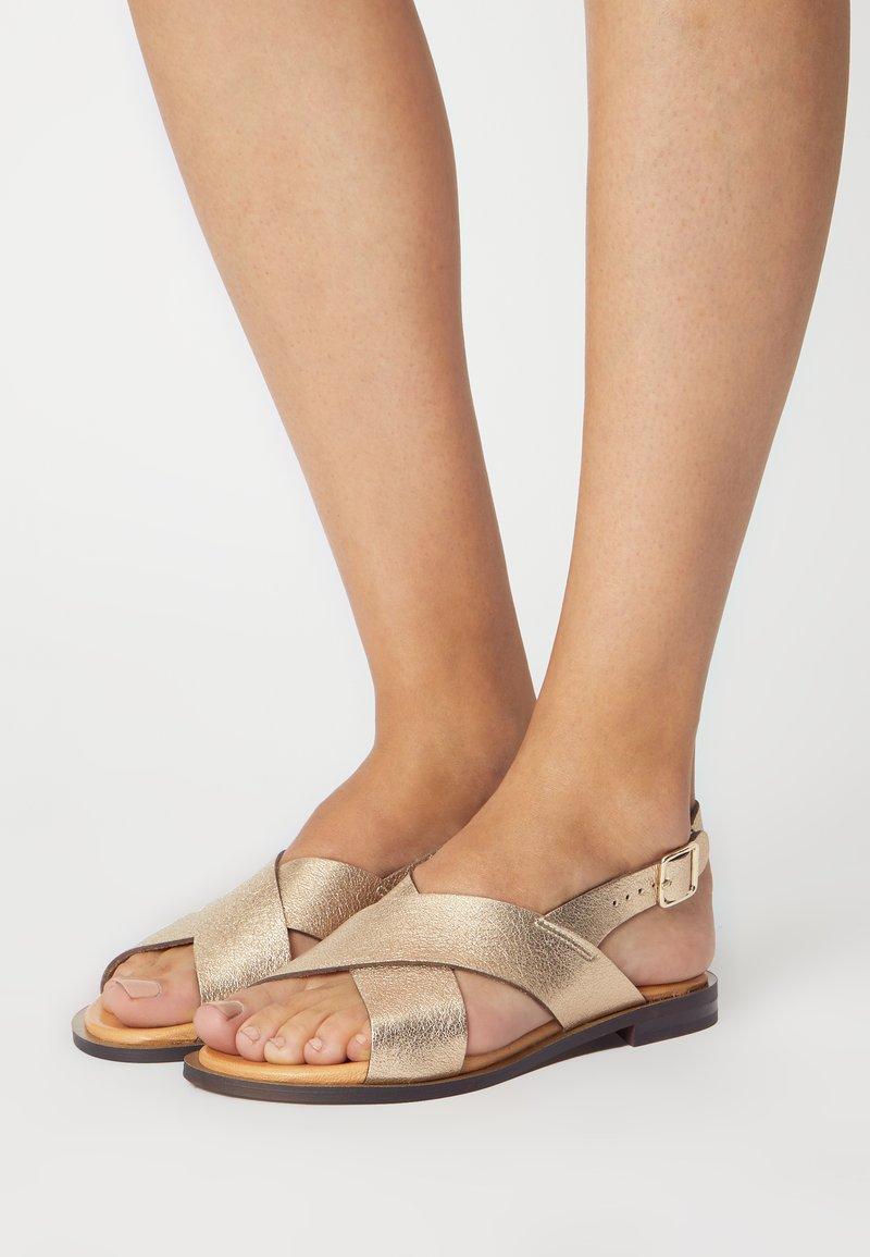 Minelli - Sandals - bronze