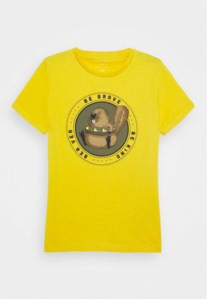 NMMFALTHER - Print T-shirt - freesia