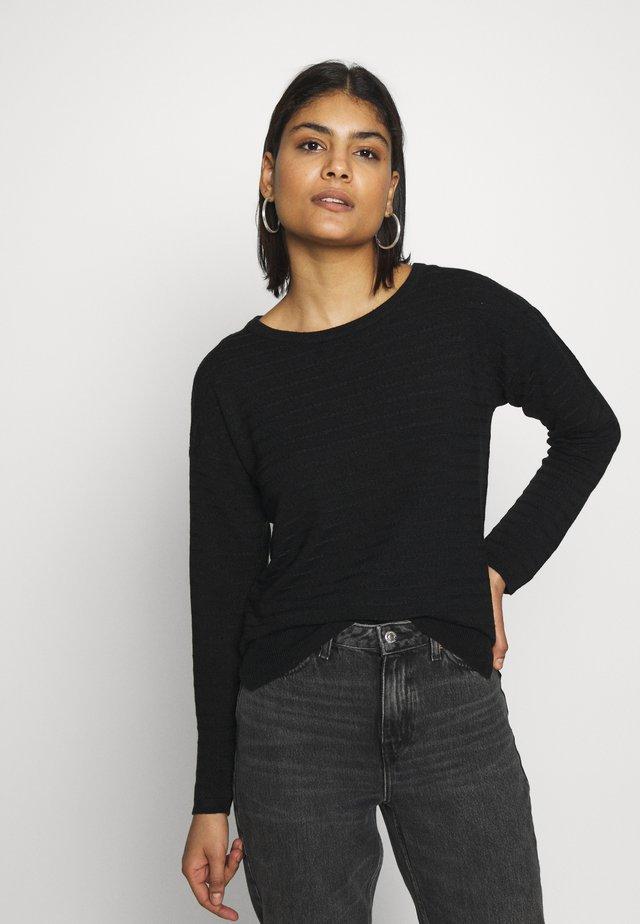 JDYGADOT - Sweter - black