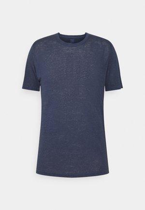 SHORT SLEEVE  - T-shirt basic - blue navy