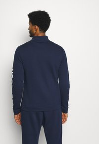 Reebok - LINEAR LOGO SET - Tracksuit - dark blue - 2
