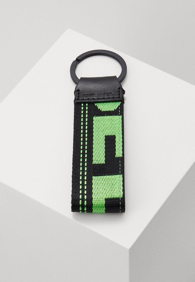 L-MASER KEYRING - Keyring - green/black