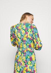 Closet - A-LINE DRESS - Day dress - yellow - 4