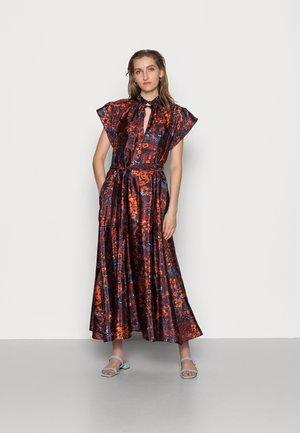 KAROOKH LONG DRESS - Maxi dress - fired crepitus