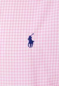 Polo Ralph Lauren - NATURAL - Shirt - pink/white - 7