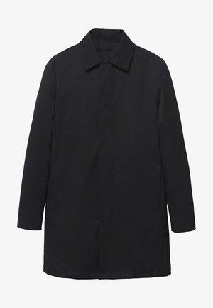 COSME - Trenchcoat - noir