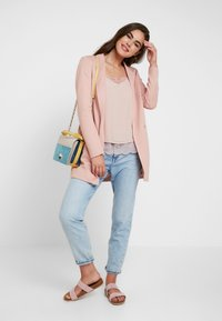 Vero Moda - VMJANEY LONG - Cappotto corto - misty rose - 1