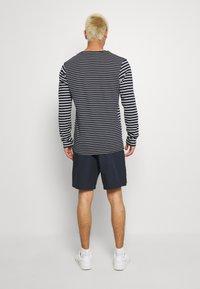G-Star - FRONT POCKET SPORT SHORT - Shorts - pabe poplin - mazarine blue - 2