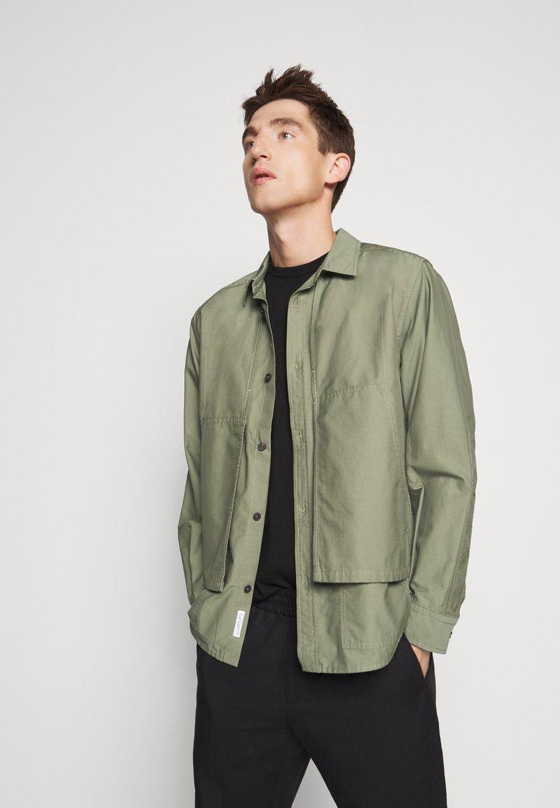 CLOSED - UTILITY  - Shirt - soft khaki