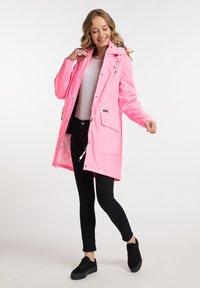 Schmuddelwedda - Parka - neon pink - 1