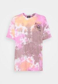 BDG Urban Outfitters - MAKE IT FUN TIE DYE TEE - Print T-shirt - pink - 3